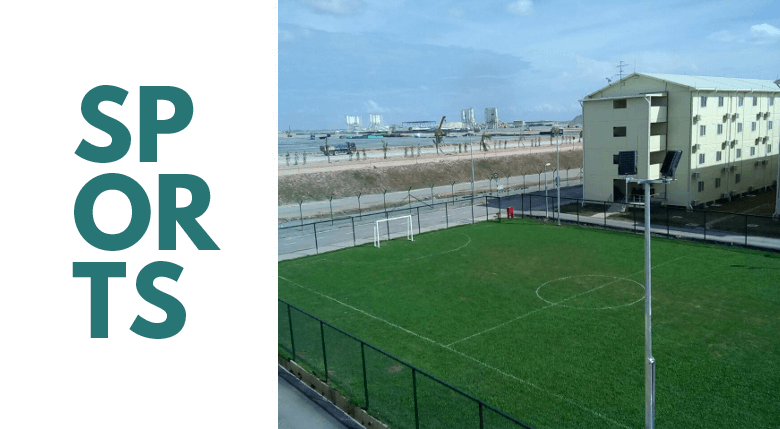 Sports Facilities contractors Malaysia