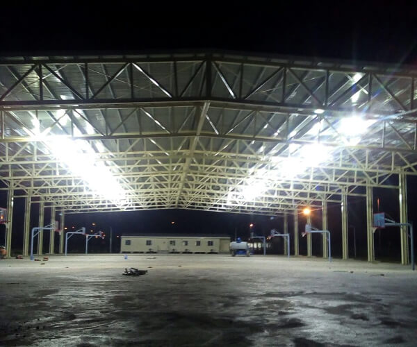 Design & Build Steel Structure