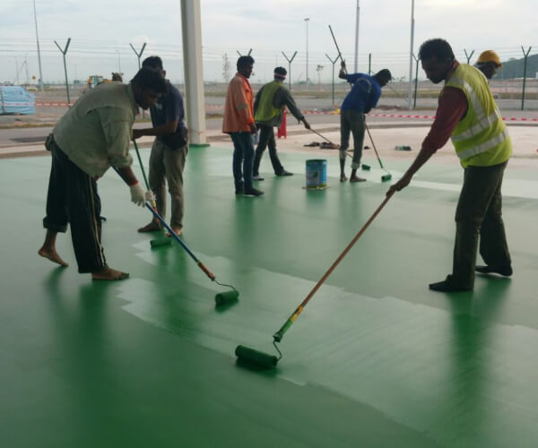PU Polyurethane surfacing system