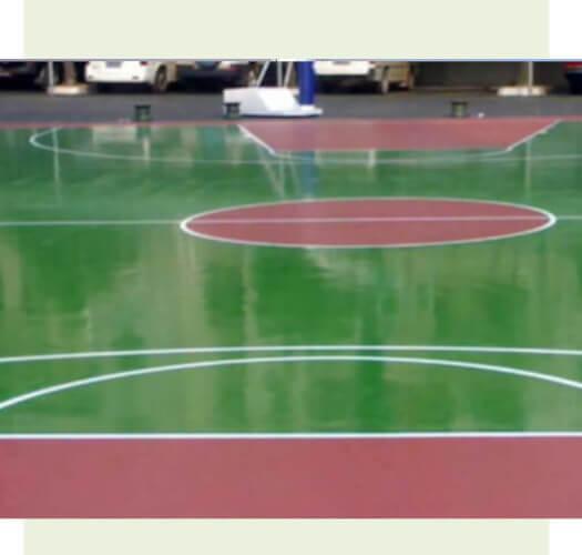 Polyurethane Sports Floorings